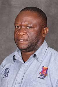 Enoch Mhlongo